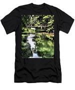 San Antonio River Scenic Men's T-Shirt (Athletic Fit)