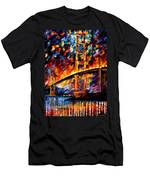 San Francisco - Golden Gate Men's T-Shirt (Athletic Fit)