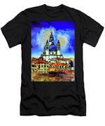 Santa Maria Venice Men's T-Shirt (Athletic Fit)