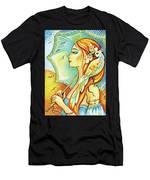 Sea Walk Men's T-Shirt (Athletic Fit)