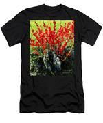 Seasons Greetings Men's T-Shirt (Athletic Fit)