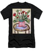 Settled Men's T-Shirt (Athletic Fit)