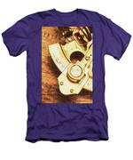Sextant Sailing Navigation Tool Men's T-Shirt (Athletic Fit)