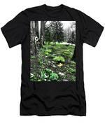 Shade Garden Men's T-Shirt (Athletic Fit)