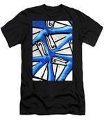 Ship Shape Sails Men's T-Shirt (Athletic Fit)