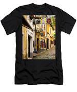 Shopping In Szentendre Men's T-Shirt (Athletic Fit)