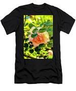 Shy Rose Men's T-Shirt (Athletic Fit)
