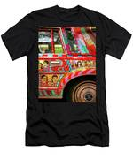 Side And Tire Of The Car-nola Men's T-Shirt (Athletic Fit)