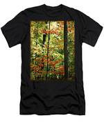 Simply Autumn Men's T-Shirt (Athletic Fit)