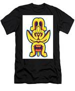 Skate Worrior Mask Men's T-Shirt (Athletic Fit)