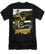 Smage Up Men's T-Shirt (Athletic Fit)