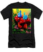 Soupy Snails Men's T-Shirt (Athletic Fit)