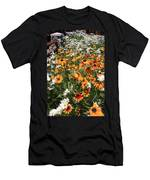 South Lake Tahoe Flowers Men's T-Shirt (Athletic Fit)