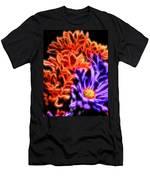 Spatial Glow Men's T-Shirt (Athletic Fit)