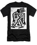 Spirit Of Man Men's T-Shirt (Athletic Fit)