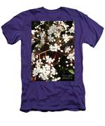 Spring Blossoms Macro Men's T-Shirt (Athletic Fit)