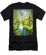 Spring Creek Men's T-Shirt (Athletic Fit)