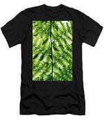Spring Symmetry Men's T-Shirt (Athletic Fit) by Gene Garnace