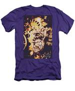 Sprockets And Clockwork Hearts Men's T-Shirt (Athletic Fit)