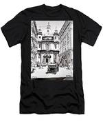 St. Peters Cathedral Men's T-Shirt (Athletic Fit)