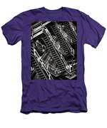 Stairwell Hell Men's T-Shirt (Athletic Fit)
