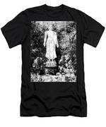 Standing Buddha Men's T-Shirt (Athletic Fit)