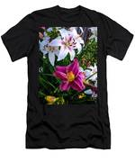Standing Out In A Crowd Men's T-Shirt (Athletic Fit)