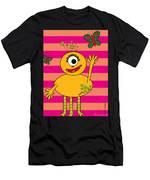 Star Monster Men's T-Shirt (Athletic Fit)