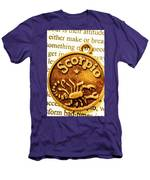 Star Sign In Scorpio Men's T-Shirt (Athletic Fit)