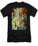 Stick Of Color Men's T-Shirt (Athletic Fit)