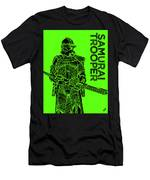 Stormtrooper - Green - Star Wars Art Men's T-Shirt (Athletic Fit)