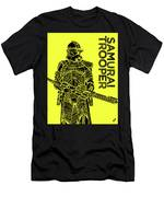 Stormtrooper - Yellow - Star Wars Art Men's T-Shirt (Athletic Fit)