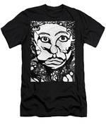 Strange Man Men's T-Shirt (Athletic Fit)