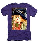 Straw Girl Men's T-Shirt (Athletic Fit)