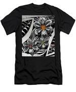Street Flowers Men's T-Shirt (Athletic Fit)