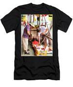 Street Vendors 1 Men's T-Shirt (Athletic Fit)