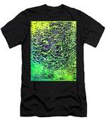 Structure Of Outer Space Men's T-Shirt (Athletic Fit)