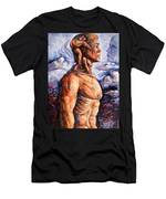 Stuck On You In My Unconscious Paradise Men's T-Shirt (Athletic Fit)