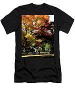 Suburban Autumn Men's T-Shirt (Athletic Fit)