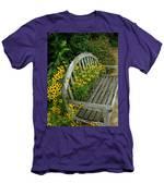 Summer Bench Men's T-Shirt (Athletic Fit)