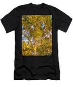 Summertime Tree Men's T-Shirt (Athletic Fit)