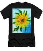 Sunflower Sunshine Of Your Love Men's T-Shirt (Athletic Fit)