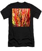 Sunlit Grass Men's T-Shirt (Athletic Fit)
