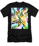 Sunny Morning. Abstract Vision Men's T-Shirt (Athletic Fit)