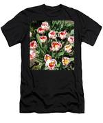Swanhurst Tulips Men's T-Shirt (Athletic Fit)