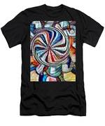 Swirl 12 Men's T-Shirt (Athletic Fit)