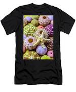 Syarfish And Sea Urchins Men's T-Shirt (Athletic Fit)
