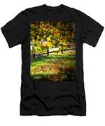 Sycamore Grove Fence 2 Men's T-Shirt (Athletic Fit)