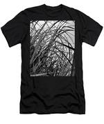 Tangled Grass Men's T-Shirt (Athletic Fit)