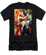 Tango Of Love   Men's T-Shirt (Athletic Fit)